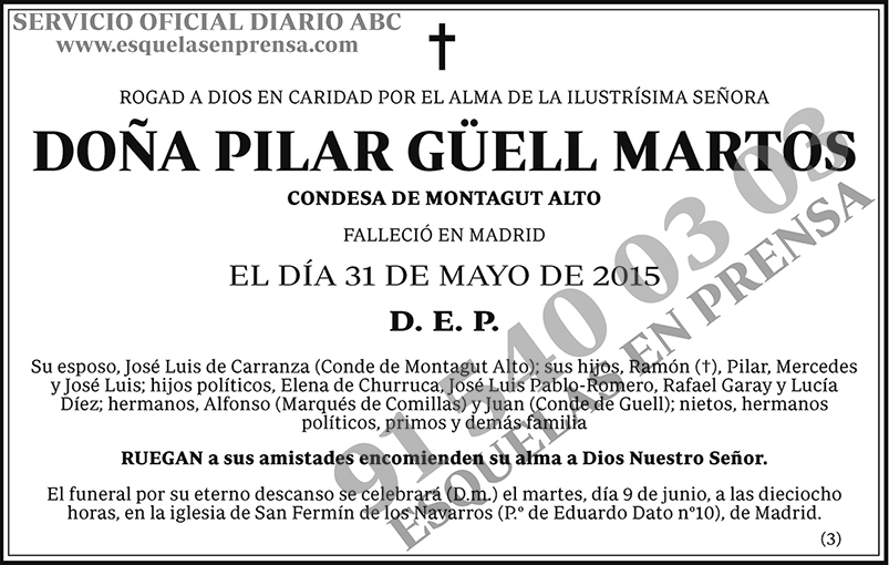 Pilar Güell Martos